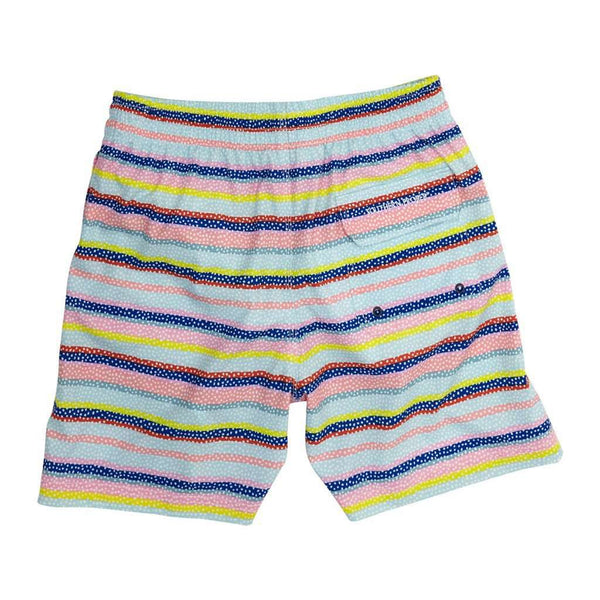 Seaside Multi Colored Swim Trunks by Southern Proper - FINAL SALE