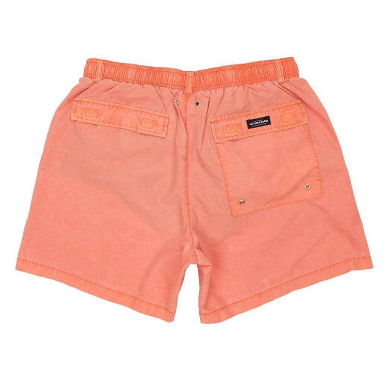 SEAWASH™ Shoals Swim Trunk in Coral by Southern Marsh - FINAL SALE