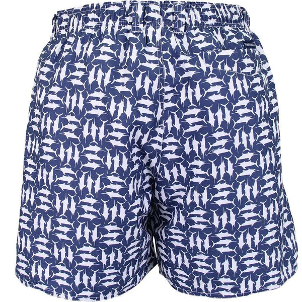 Tick Tack Swim Trunks in Midnight by AFTCO - FINAL SALE