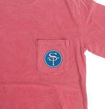 Men's Tee Shirts - AL Traditional T-Shirt In Crimson By State Traditions