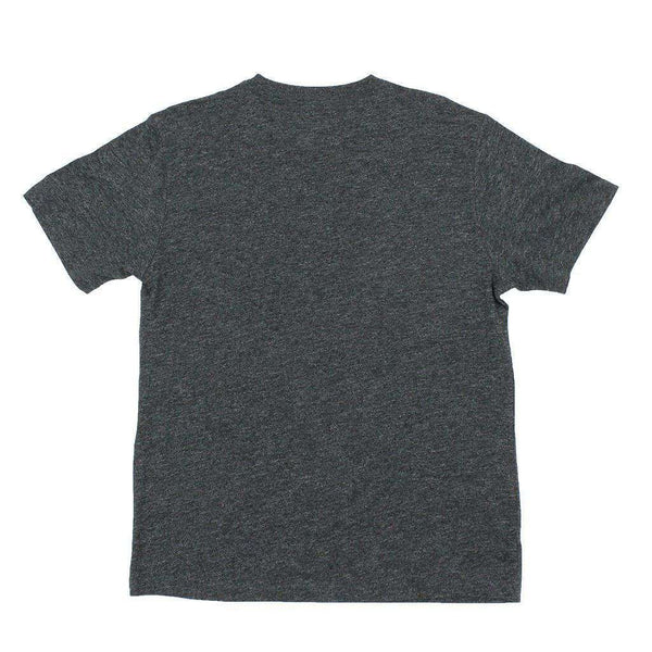 Men's Tee Shirts - Arrowhead Tee In Charcoal By YETI
