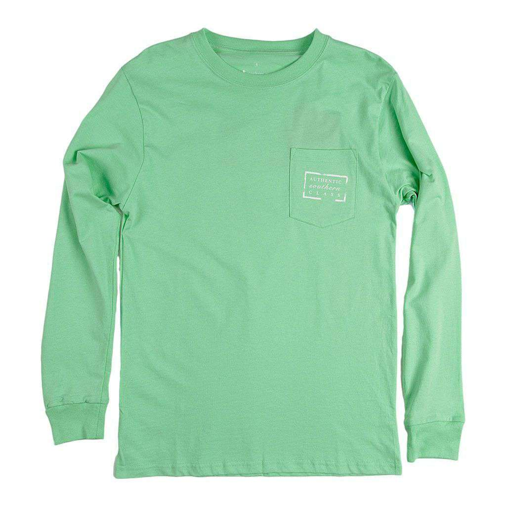 Southern marsh authentic florida heritage long sleeve tee for Southern marsh dress shirts on sale