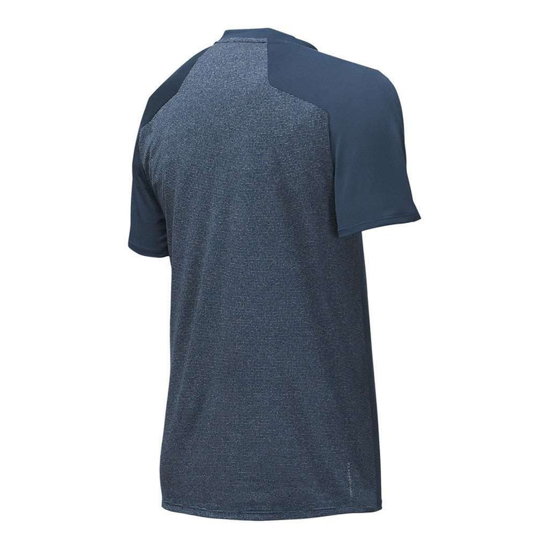 Men's Versitas Short Sleeve Crew Tee in Shady Blue by The North Face