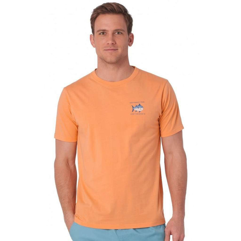 Original Skipjack Tee Shirt in Horizon by Southern Tide