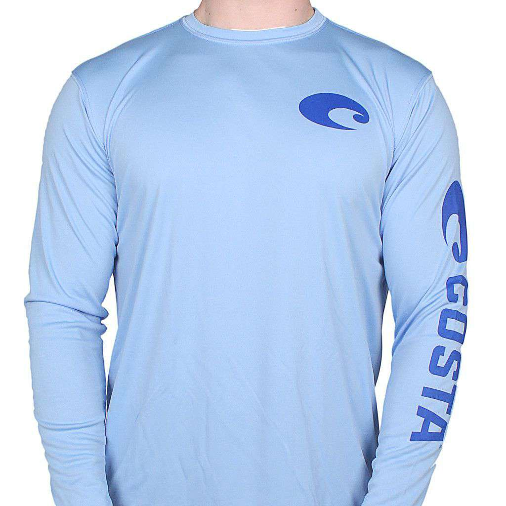 Costa Del Mar Performance Core Long Sleeve T Shirt In