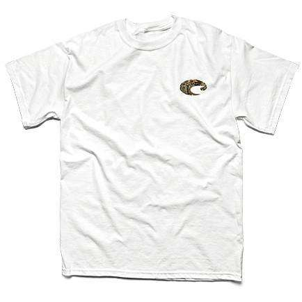 1d4ee129 Men's Tee Shirts - Retro Realtree Max-5 Camo Logo Tee In White By Costa