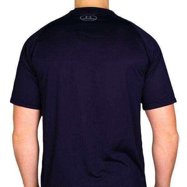 Virginia Cavaliers Performance Tee Shirt in Navy by Under Armour - FINAL SALE