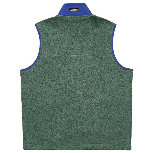 FieldTec Woodford Vest in Dark Green by Southern Marsh