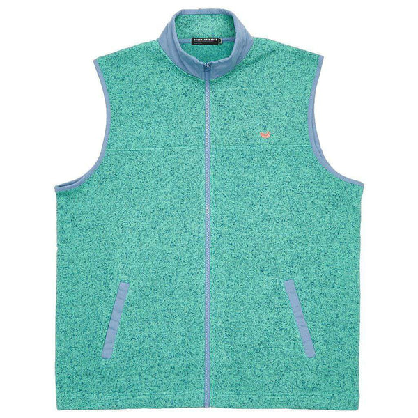 Men's Vests - FieldTec Woodford Vest In Wintergreen By Southern Marsh