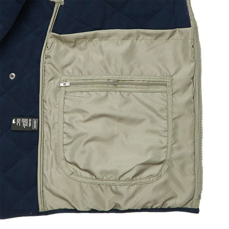 Marshall Quilted Vest in Sandstone by Southern Marsh - FINAL SALE
