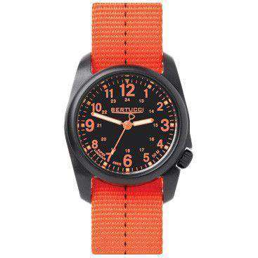 DX3 Plus Performance Watch in Blaze and Black Dial by Bertucci - FINAL SALE