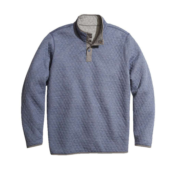Country Club Prep Bering Sea and Heather Grey / S
