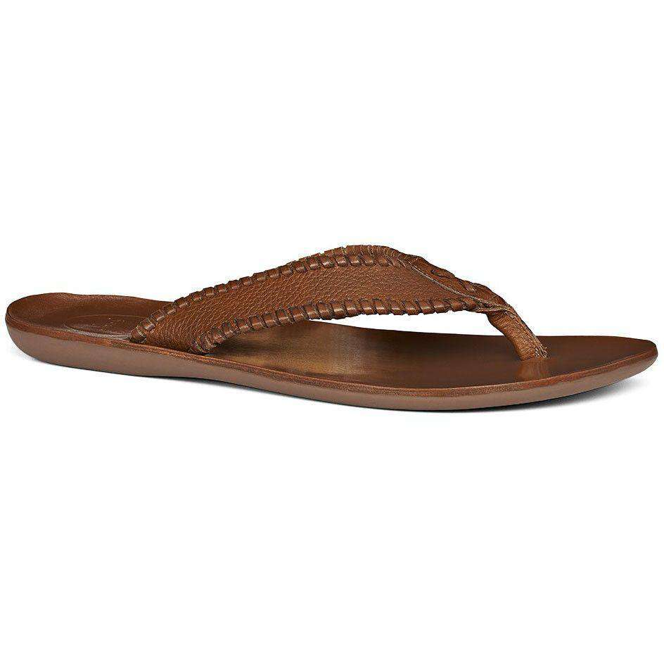 Men's Sullivan Sandal in Tan by Jack Rogers