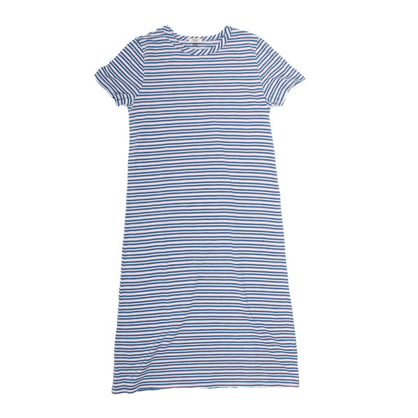 Camp Stripe Midi-T Dress by True Grit ( Dylan)