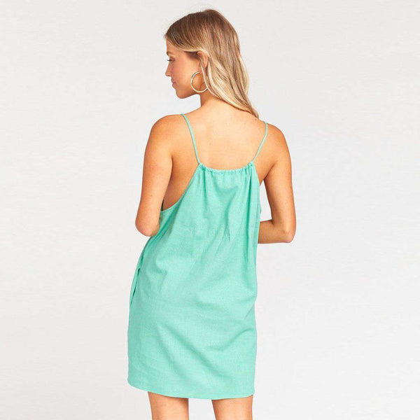 Show Me Your Mumu Carlotta Mini Dress by Show Me Your Mumu