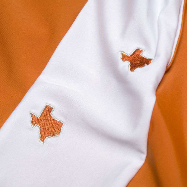 TX Austin Shorts in Burnt Orange by Krass & Co. - FINAL SALE