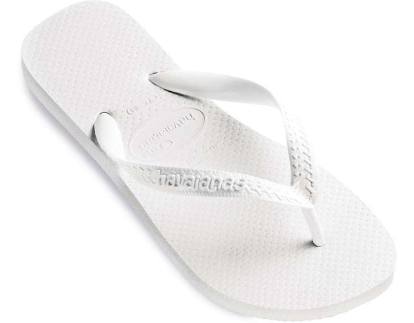 Men's Top Sandals in White by Havaianas - FINAL SALE
