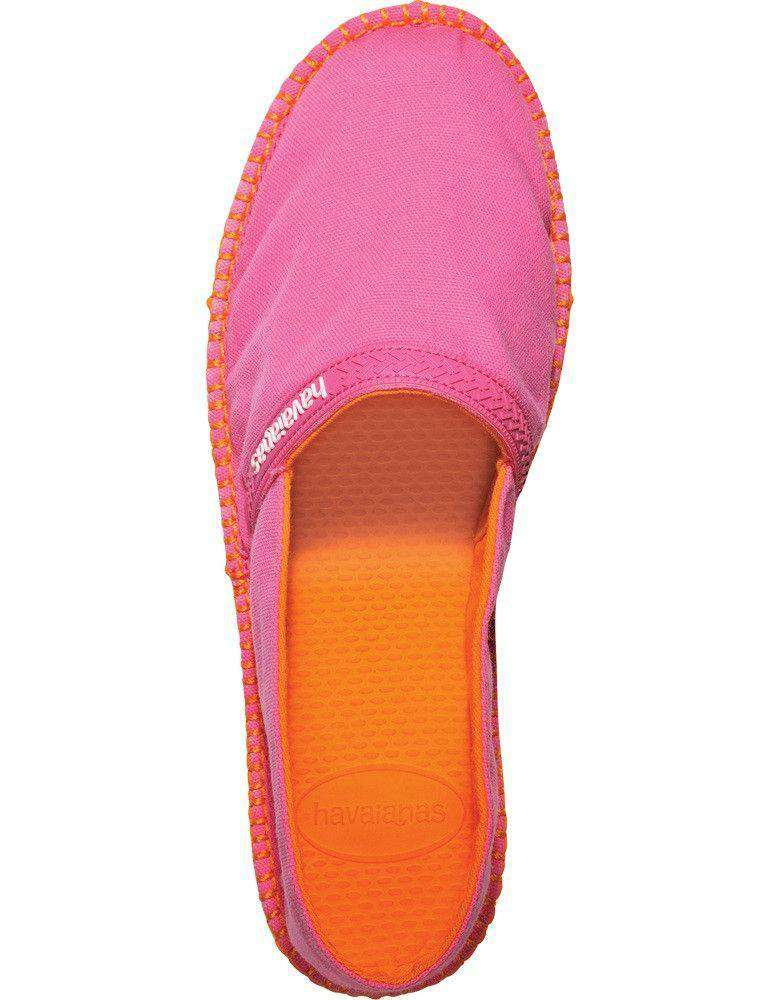 Origine Espadrilles in Pop Rose by Havaianas  - 1