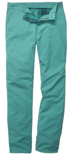 The Campus Pant in Hunter Green by Southern Proper
