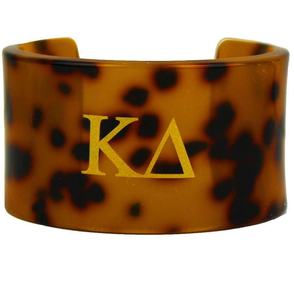 Kappa Delta Tortoise Cuff Bracelet by Fornash - FINAL SALE