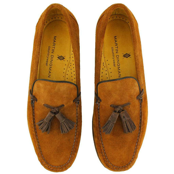 06fc30e8b92 Porter Loafer in Snuff Brown by Martin Dingman - FINAL SALE 1