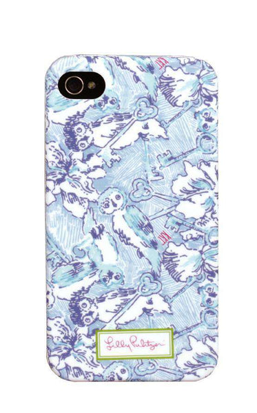 Kappa Kappa Gamma iPhone 4/4s Cover by Lilly Pulitzer