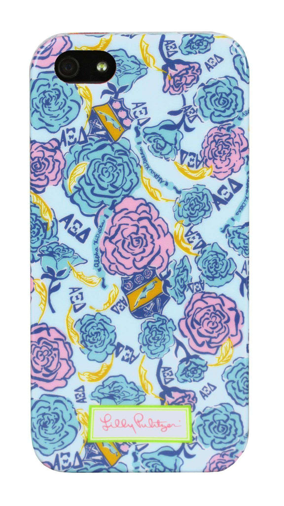 Alpha Xi Delta iPhone 5/5s Cover by Lilly Pulitzer