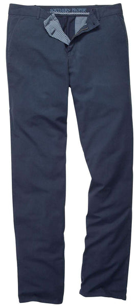 The Campus Pant in Navy by Southern Proper