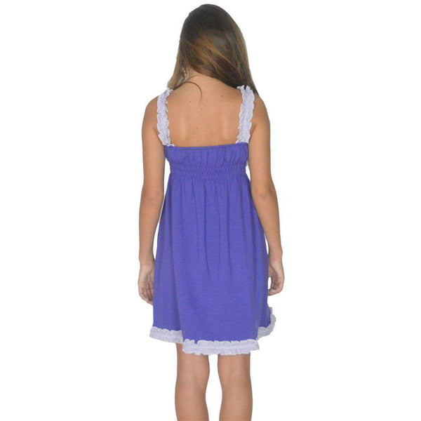 The Mackenzie Dress in Purple by Lauren James  - 2