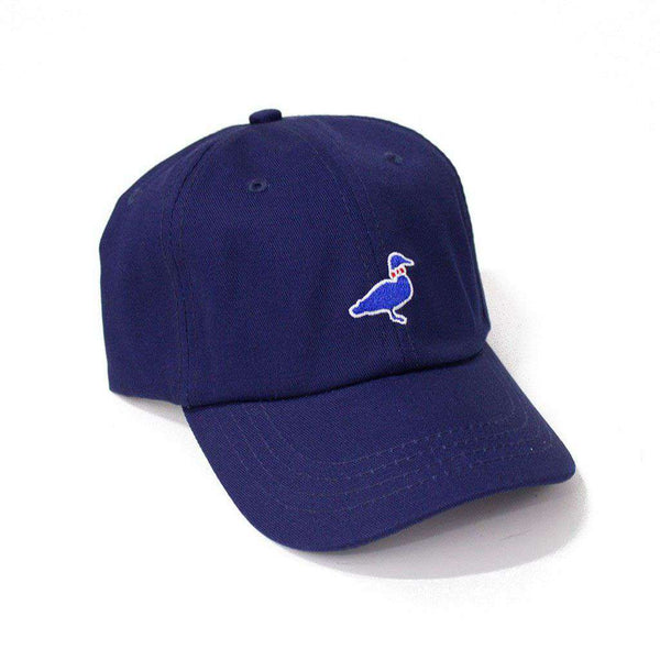 Boy's Logo Hat in Navy by Properly Tied