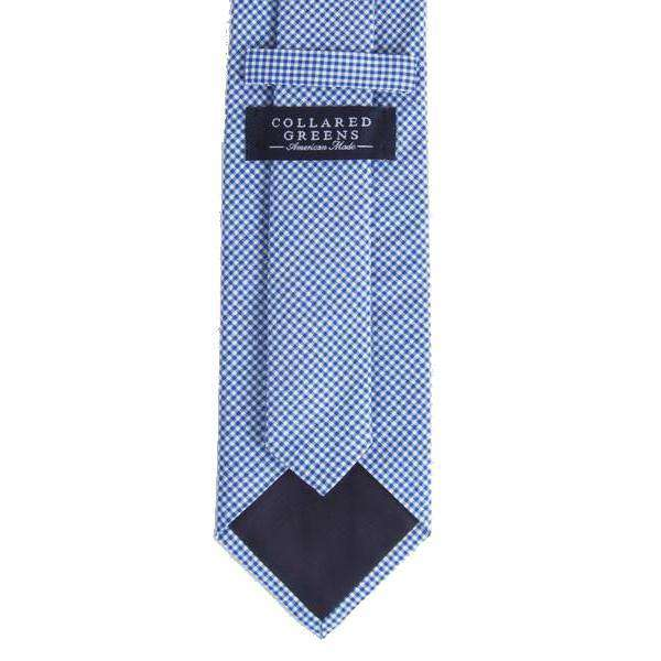 The Barbaro Tie in Navy by Collared Greens
