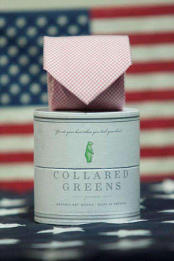 Neck Ties - The Barbaro Tie In Pink By Collared Greens