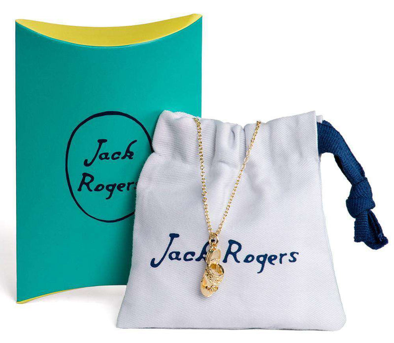 Necklaces - Navajo Charm Necklace In Silver By Jack Rogers