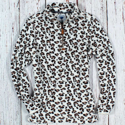 Country Club Prep Leopard / XS