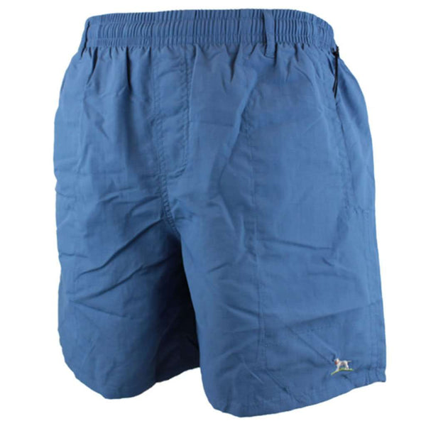 Over Under Clothing Shearwater Swim Short in Navy