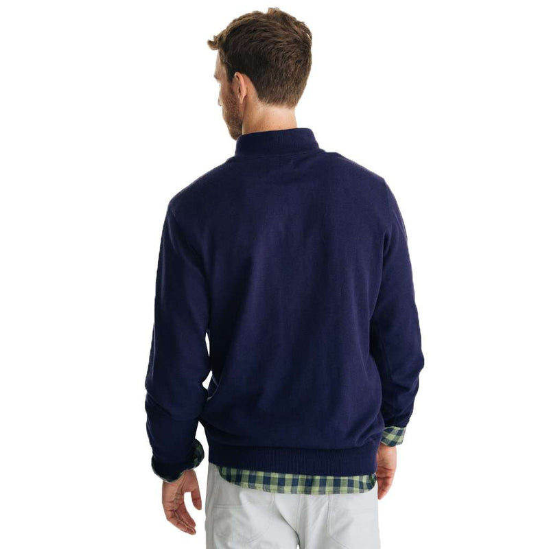 Southern Tide Pacific Quarter Zip Pullover Sweater by Southern Tide