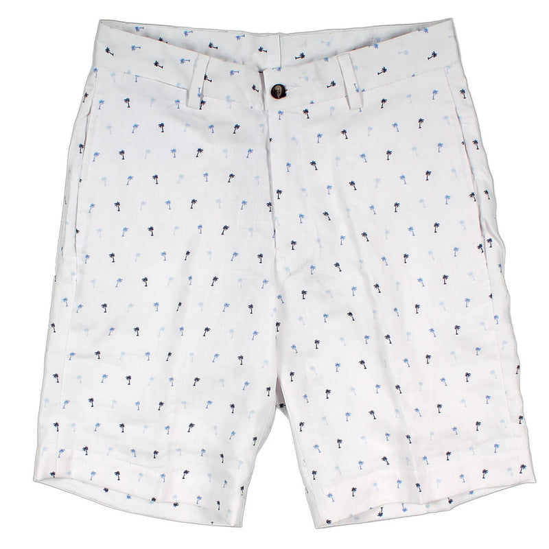 The Sea Breeze Linen Short by Country Club Prep