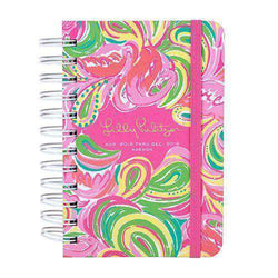 Paper & Stationery - 17 Month 2016 Pocket Agenda In All Nighter By Lilly Pulitzer - FINAL SALE