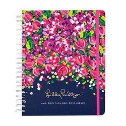 Paper & Stationery - 17 Month Jumbo 2016 Agenda In Wild Confetti By Lilly Pulitzer - FINAL SALE