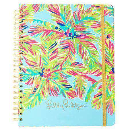 Paper & Stationery - 17 Month Jumbo 2017 Agenda In Island Time By Lilly Pulitzer - FINAL SALE