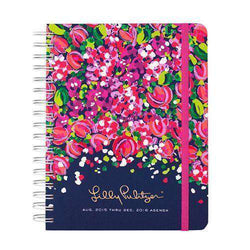 Paper & Stationery - 17 Month Large 2016 Agenda In Wild Confetti By Lilly Pulitzer - FINAL SALE
