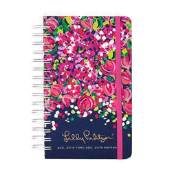 Paper & Stationery - 17 Month Medium 2016 Agenda In Wild Confetti By Lilly Pulitzer - FINAL SALE