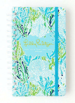 Paper & Stationery - 17 Month Medium Agenda In Let's Cha Cha By Lilly Pulitzer - FINAL SALE