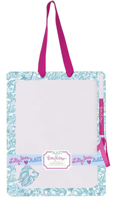 Paper & Stationery - Alpha Delta Pi Dry Erase Board By Lilly Pulitzer