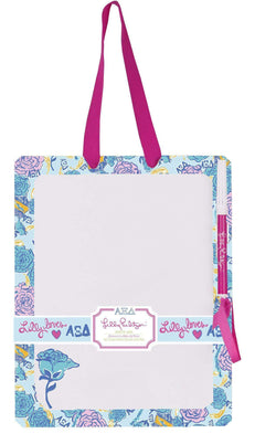 Paper & Stationery - Alpha Xi Delta Dry Erase Board By Lilly Pulitzer - FINAL SALE