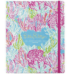 Paper & Stationery - Luxe Agenda In Let's Cha Cha By Lilly Pulitzer - FINAL SALE
