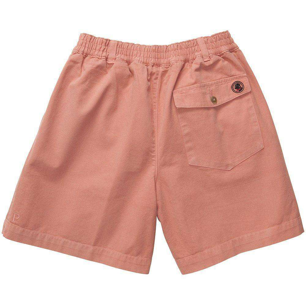 PC Shorts in Rebel Red by Southern Proper  - 2
