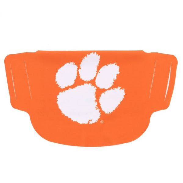 Clemson University Logo Face Mask by Cufflinks Inc.