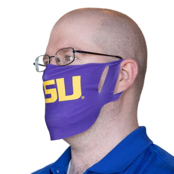 Louisiana State University Logo Face Mask by Cufflinks Inc.