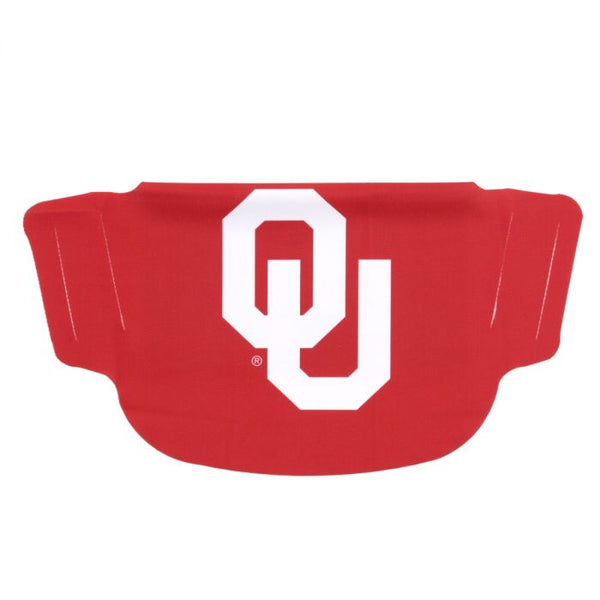 University of Oklahoma Logo Face Mask by Cufflinks Inc.